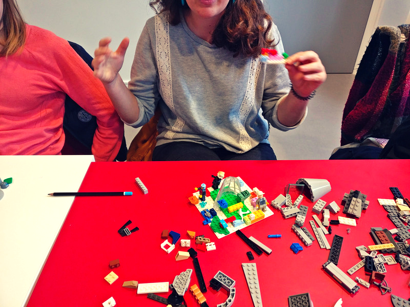 LEGOtyper